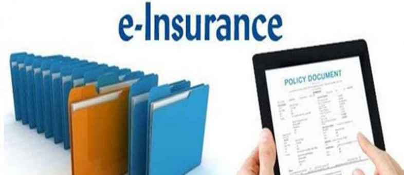 Insurance companies will now be able to issue e-policies,IRDA approval.jpg