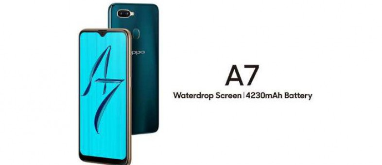 Oppo A7 launched with cool features, know how much is the price.jpg