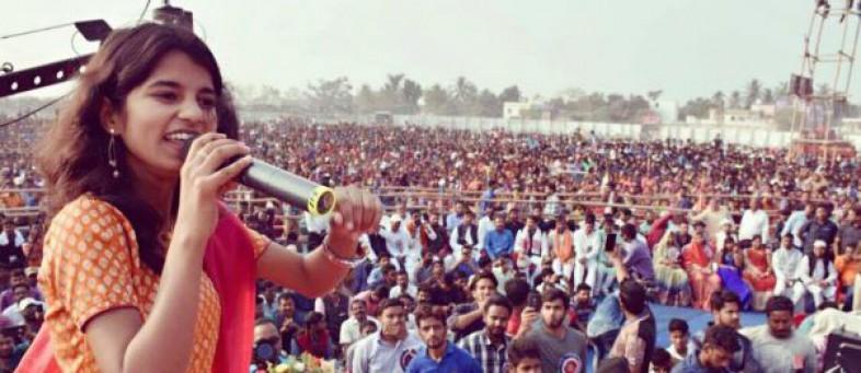 Maithili became world famous singer at the age of 18.jpg