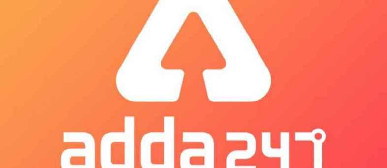 Edtech startup Adda247 raises $6m fund.jpg