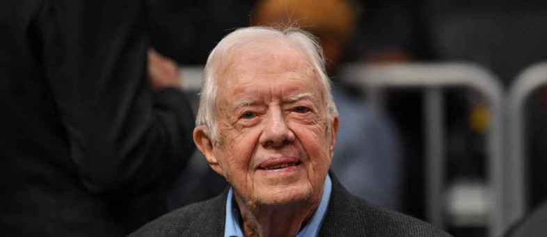 Jimmy Carter backs Pelosi on impeachment inquiry, urges Trump to 'tell the truth ... for a change.jpg