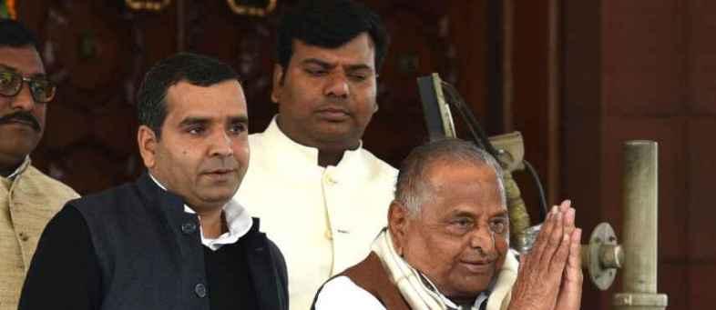 Ex MP Samajwadi Party Leader Dharmendra Yadav Tested Corona Positive Admitted In Safai Hospital (1).jpg