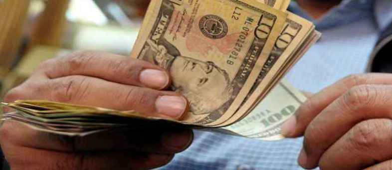 Forex reserves fall by $1.11 billion after four weeks of gains, FCAs dips below 400 bn Dollar Mark.jpg