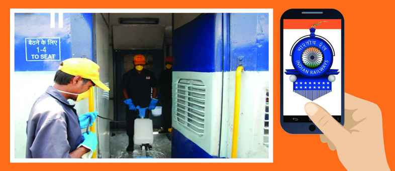 Will be able to clear General Coach by SMS - Railway launches facility.jpg