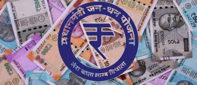 Pradhan Mantri Jan Dhan Bank accounts number crossed 40-crore mark.jpg
