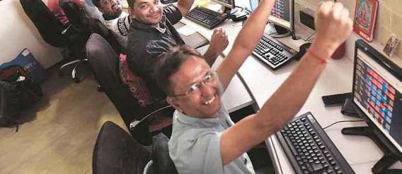 Bull Run For D-Street Sensex Jumps 600 pts, Nifty Above 10,300 on Banks Push.jpg
