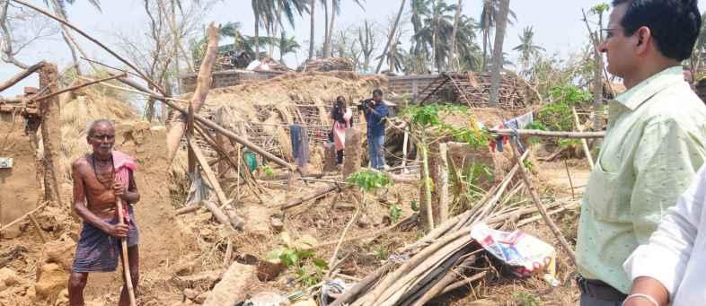 Odisha pegs losses at Rs. 11,942 crore from cyclone Fani.jpg