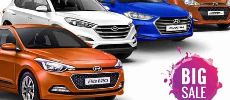 Hyundai offering discounts on Santro, Grand i10, i20, Verna, Elantra.jpg