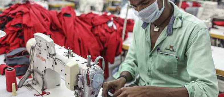 Corona Lockdown Incurs 4 Billion Dollar Loss To Indian Apparel Industry.jpg