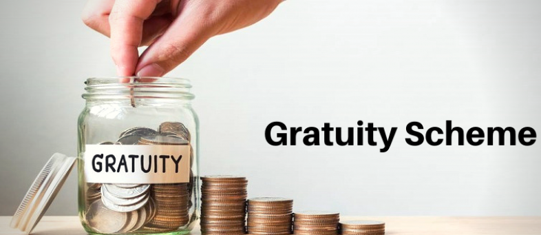 Now the amount of gratuity will be received within 1 year of the job!.png