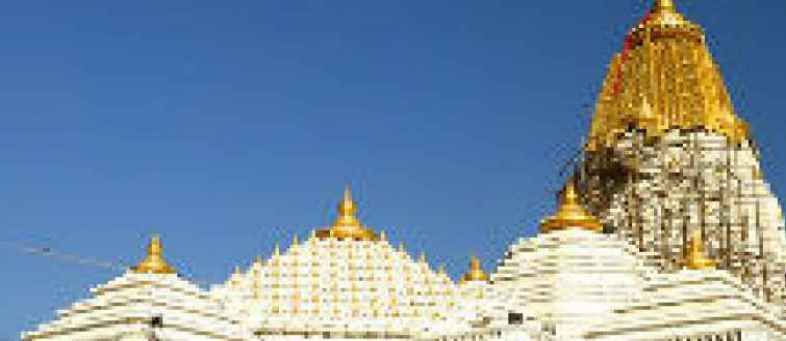 After 85 days, the Ambaji temple opened for my devotees from today.jpg