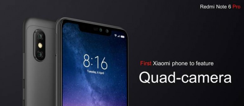 Xiaomi Redmi Note 6 Pro with four cameras, watch features.jpg