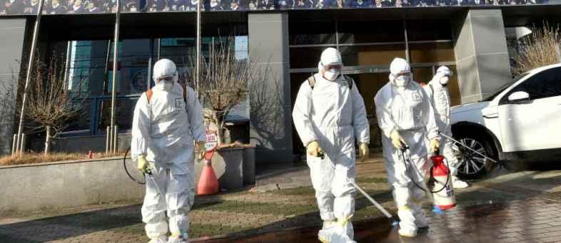 More 123 Coronavirus Case in South Korea, Total Reach to 4335.jpg