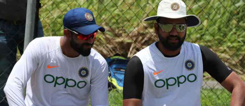 IN vs WI Indian team may rest Virat Kohli for practice game.jpeg
