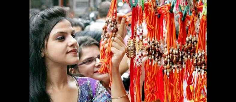 Raksha Bandhan Chhota Bhim fame rakhi is famous in market.jpg
