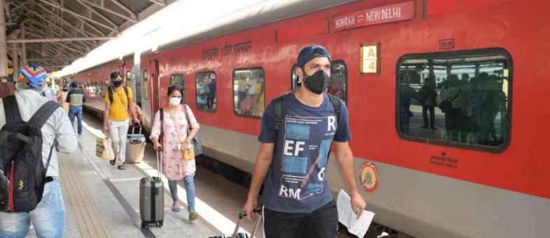 Good News for Passenger, Railways start 80 new special trains from 12 September.jpg