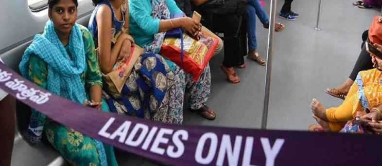 From now no one can travel in reserve seat for ladies and divyang.jpg