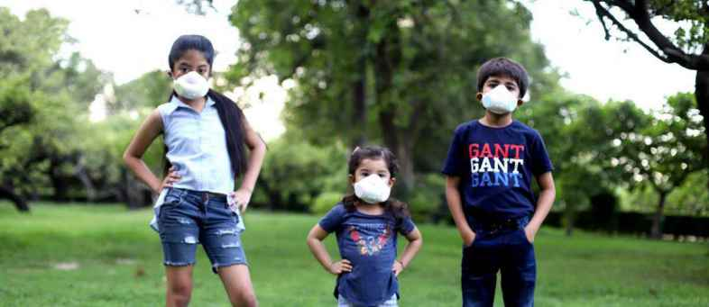Prana Air Launches Junior Anti-Pollution Mask exclusively.jpg
