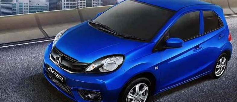 End of road for Honda Brio in India.jpg