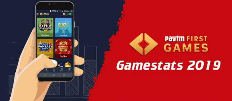 Paytm First Games announced that they have crossed over 45 Million registered users in 2019.jpg