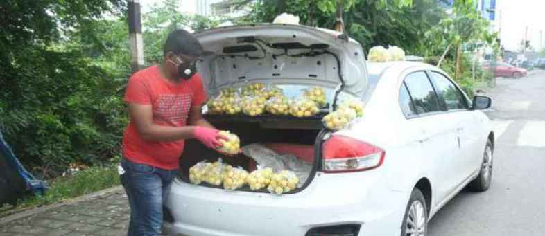 Corona Effect - Factory Owner In Dire Straits In Surat, Selling Lemons Becomes Stronger.jpg
