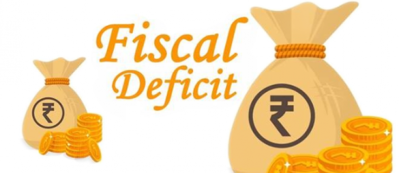 Fiscal deficit at 83.2% of budget estimates in Q1 on poor tax collection.png