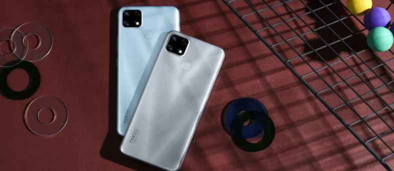 Realme Narzo 20 ; More than 1.30 lakh smartphones sold in the first cell alone (1).jpg
