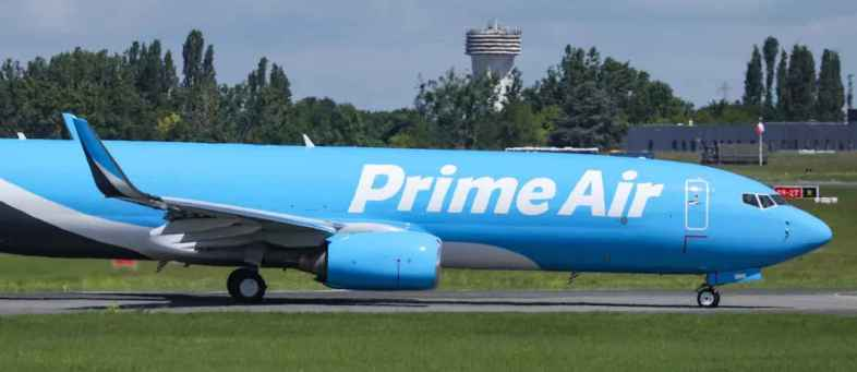 Online Company Amazon is delivering half its own packages as it becomes a serious rival to FedEx and UPS.jpg