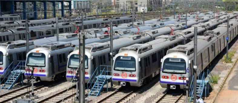 Delhi Metro - DMRC May Not Be Able To Pay Loan Instalment For First Time-.jpg