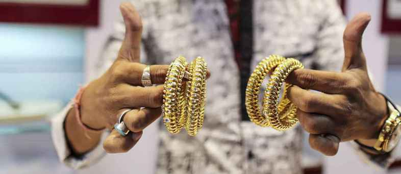 Silver price up and Gold storng due to retail demand,  Rupee higher against dollar.jpg