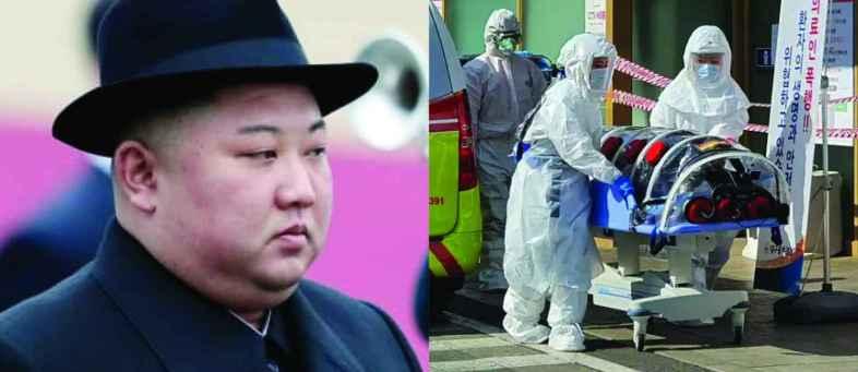 North Korea's Kim Jong Un Orders Corona Virus Patient To Be Shot.jpg