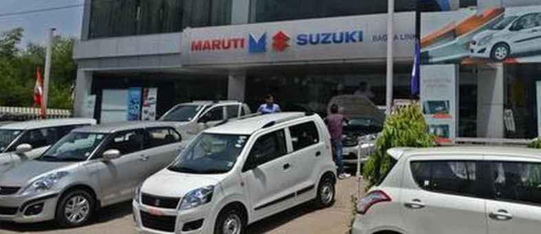 Maruti Suzuki sales in May hit 18,539-unit mark.jpg